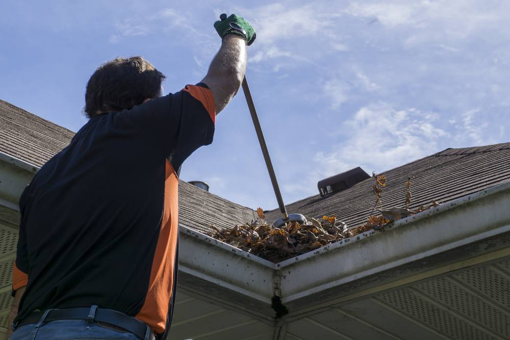 Professional Gutter Cleaning Mareham